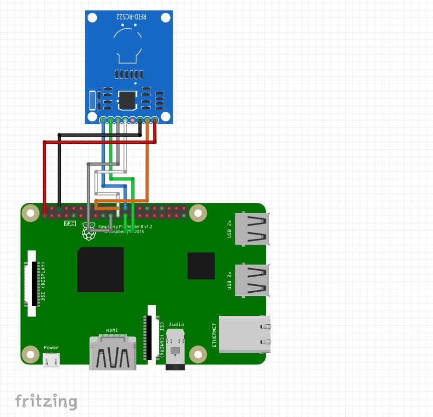 RFID (RC522) - piddlerintheroot | piddlerintheroot
